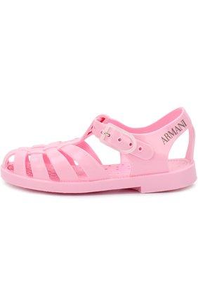 Резиновые сандалии   Фото №2