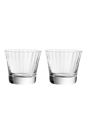 Мужского набор из 2-х стаканов для виски mille nuits №3 BACCARAT прозрачного цвета, арт. 2 105 395 | Фото 1