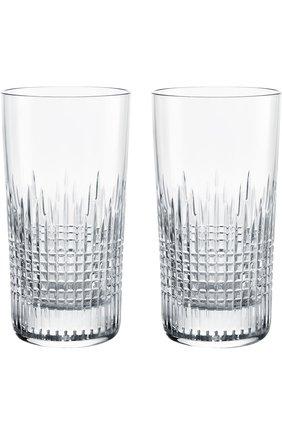 Мужского набор из двух стаканов для воды nancy BACCARAT прозрачного цвета, арт. 2 811 579 | Фото 1