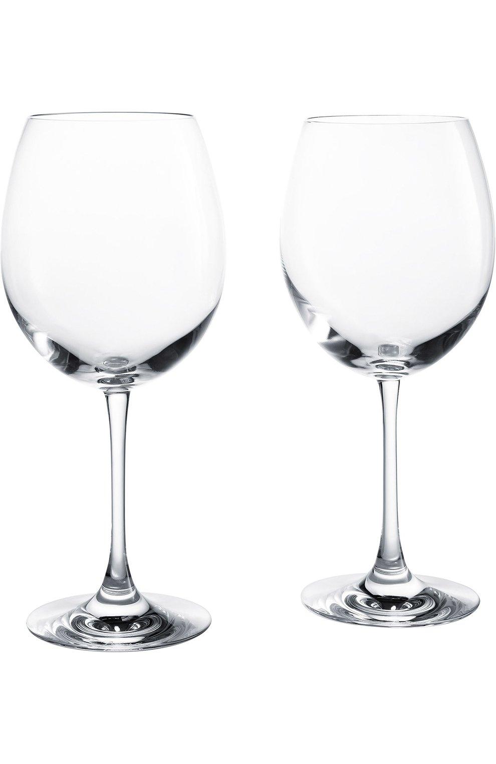 Мужского набор из двух фужеров для бордо degustation BACCARAT прозрачного цвета, арт. 2 610 926 | Фото 1