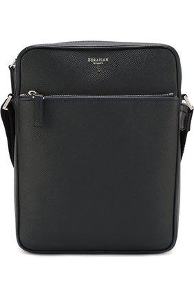 Кожаная сумка-планшет Evoluzione | Фото №1
