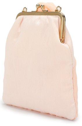 Детская сумка с декором на цепочке I PINCO PALLINO розового цвета, арт. 1801100203/07705 | Фото 2
