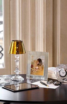 Мужская рамка для фотографии eye BACCARAT прозрачного цвета, арт. 2 805 287 | Фото 2
