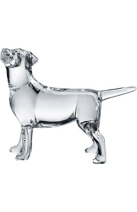Скульптура Dog Baccarat #color# | Фото №1