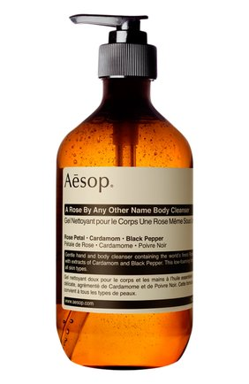 Гель для душа a rose by any other name AESOP бесцветного цвета, арт. B500BT12RF | Фото 1