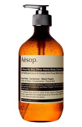 Женского гель для душа a rose by any other name AESOP бесцветного цвета, арт. B500BT12RF | Фото 1