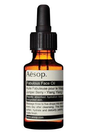 Женское масло для лица fabulous AESOP бесцветного цвета, арт. ASK09 | Фото 1