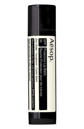 Женского бальзам для губ protective spf30 AESOP бесцветного цвета, арт. ASK47 | Фото 1