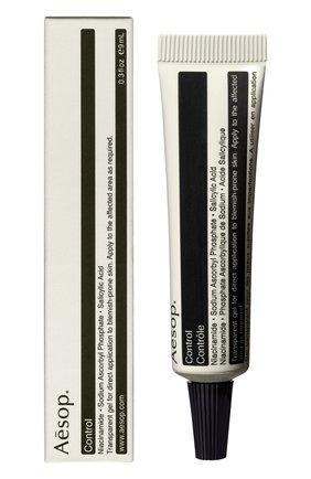 Женского гель для лица control 9мл AESOP бесцветного цвета, арт. T9SK46 | Фото 1