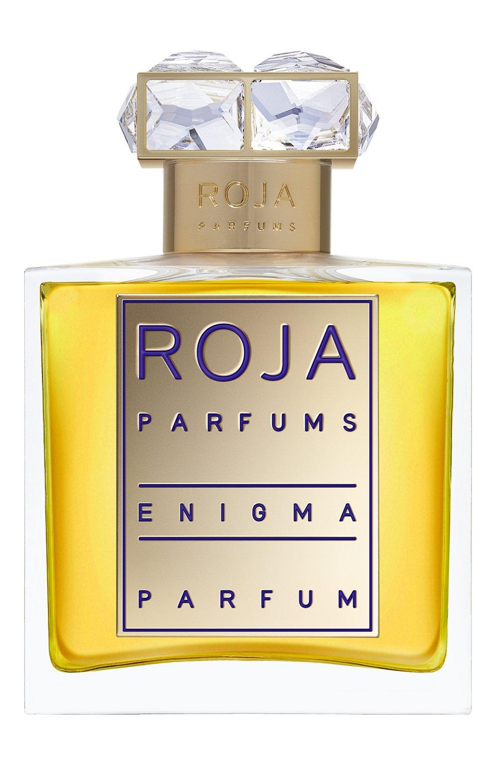 Духи enigma ROJA PARFUMS бесцветного цвета, арт. 5060270292739   Фото 1 (Статус проверки: Проверена категория; Ограничения доставки: flammable)