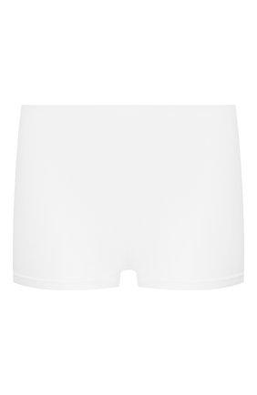 Женские трусы-шорты HANRO белого цвета, арт. 071822 | Фото 1