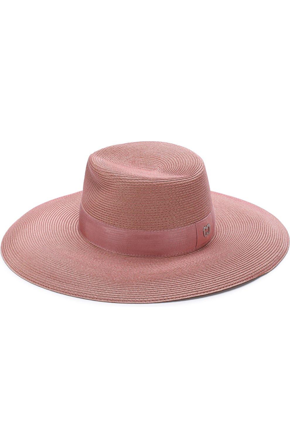 Шляпа с лентой | Фото №2