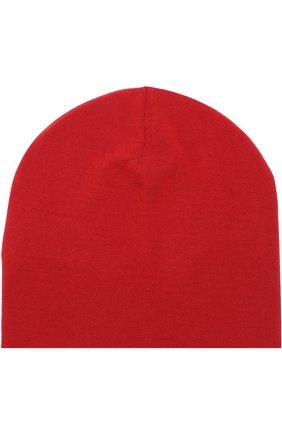 Мужская шерстяная шапка бини RALPH LAUREN красного цвета, арт. 790692845 | Фото 2