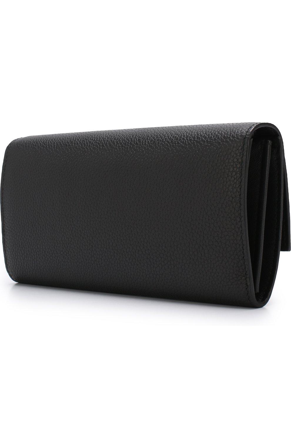 Кожаное портмоне с цепочкой   Фото №2