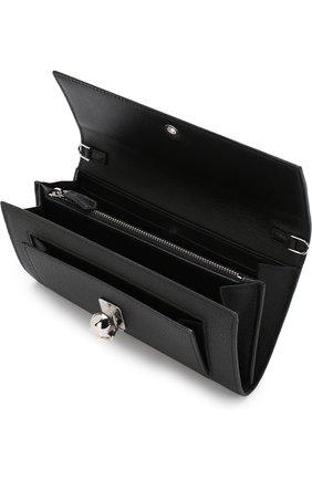 Кожаное портмоне с цепочкой   Фото №3
