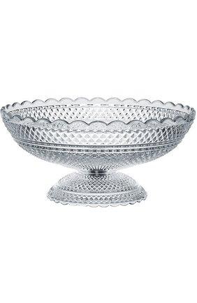 Мужского ваза для фруктов diamant BACCARAT прозрачного цвета, арт. 2 811 690 | Фото 1