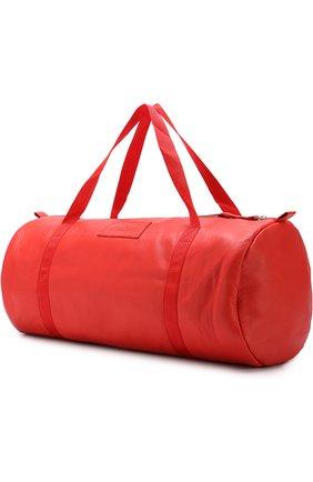 Спортивная сумка с вышивкой | Фото №2