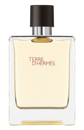 Мужской туалетная вода terre d'hermès HERMÈS бесцветного цвета, арт. 20872H | Фото 1 (Статус проверки: Проверена категория; Ограничения доставки: flammable)