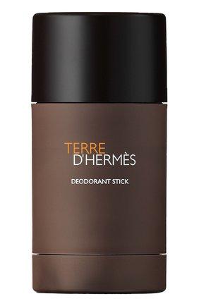Мужской дезодорант-стик terre d'hermès HERMÈS бесцветного цвета, арт. 20942H | Фото 1