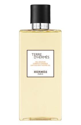Шампунь для тела и волос Terre d'Hermès | Фото №1