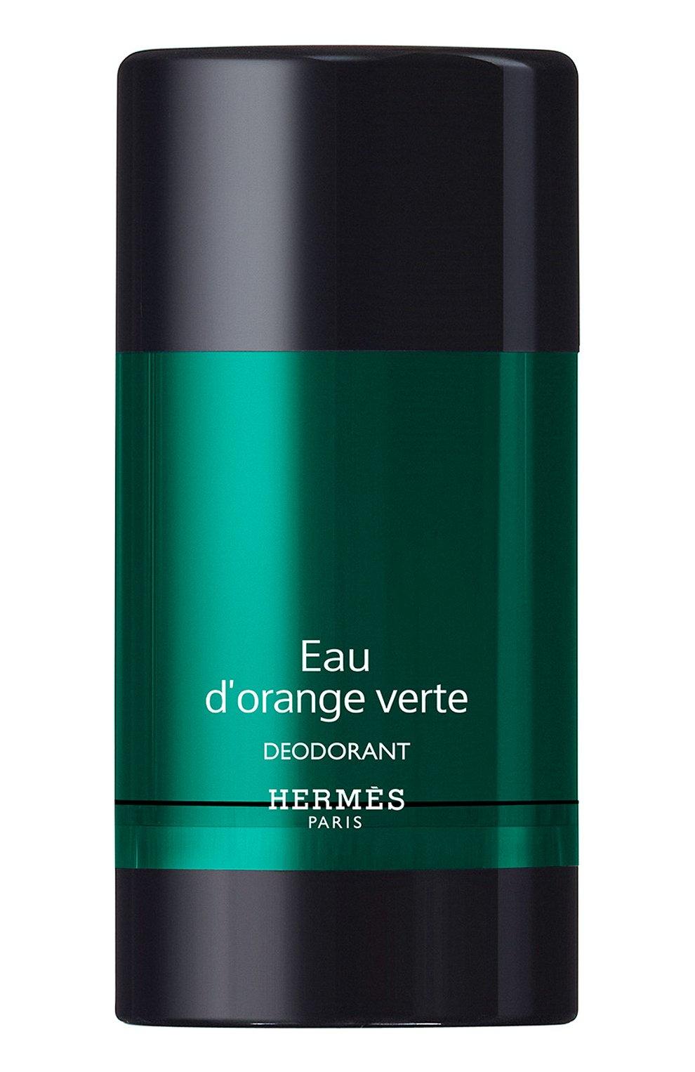 Женский дезодорант-стик eau d'orange verte HERMÈS бесцветного цвета, арт. 24733H   Фото 1