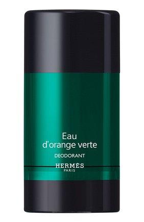Женский дезодорант-стик eau d'orange verte HERMÈS бесцветного цвета, арт. 24733H | Фото 1