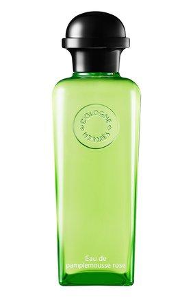 Мужской одеколон eau de pamplemousse rose HERMÈS бесцветного цвета, арт. 25602H | Фото 1 (Статус проверки: Проверена категория; Ограничения доставки: flammable)