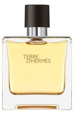 Мужской духи terre d'hermès HERMÈS бесцветного цвета, арт. 24578H | Фото 1 (Статус проверки: Проверена категория; Ограничения доставки: flammable)