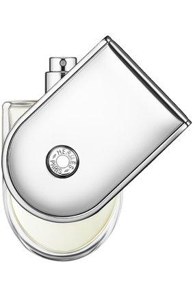 Мужской туалетная вода voyage d'hermès HERMÈS бесцветного цвета, арт. 26213H | Фото 1