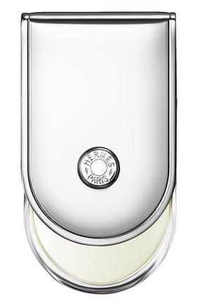 Мужской туалетная вода voyage d'hermès HERMÈS бесцветного цвета, арт. 26214H | Фото 2