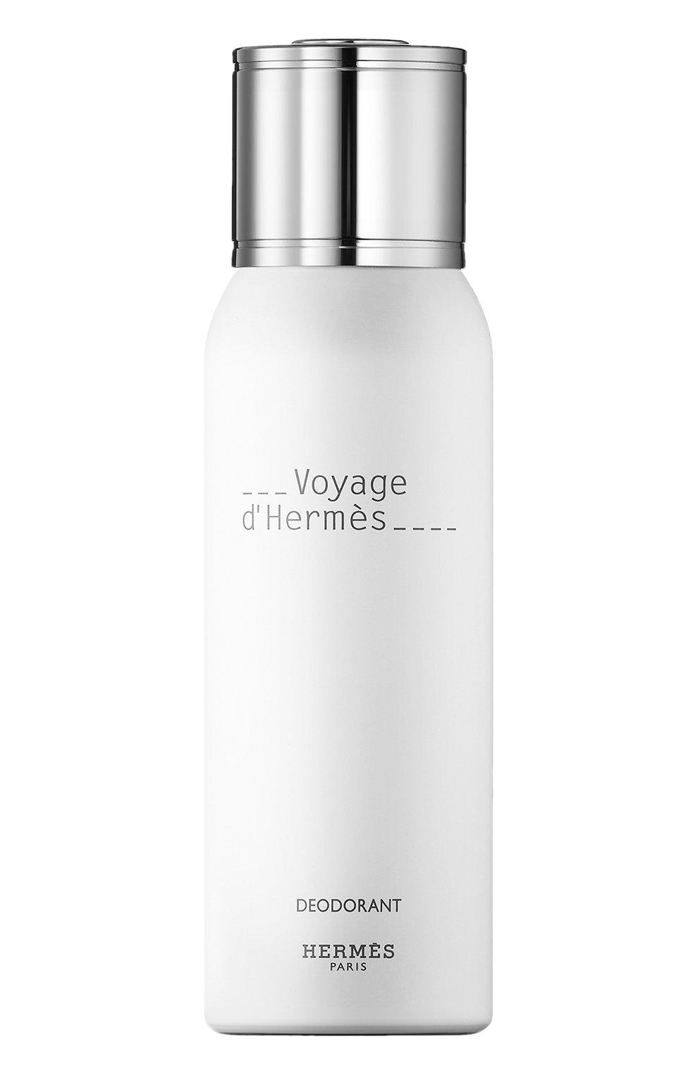 Женский дезодорант voyage d'hermès HERMÈS бесцветного цвета, арт. 26218H | Фото 1