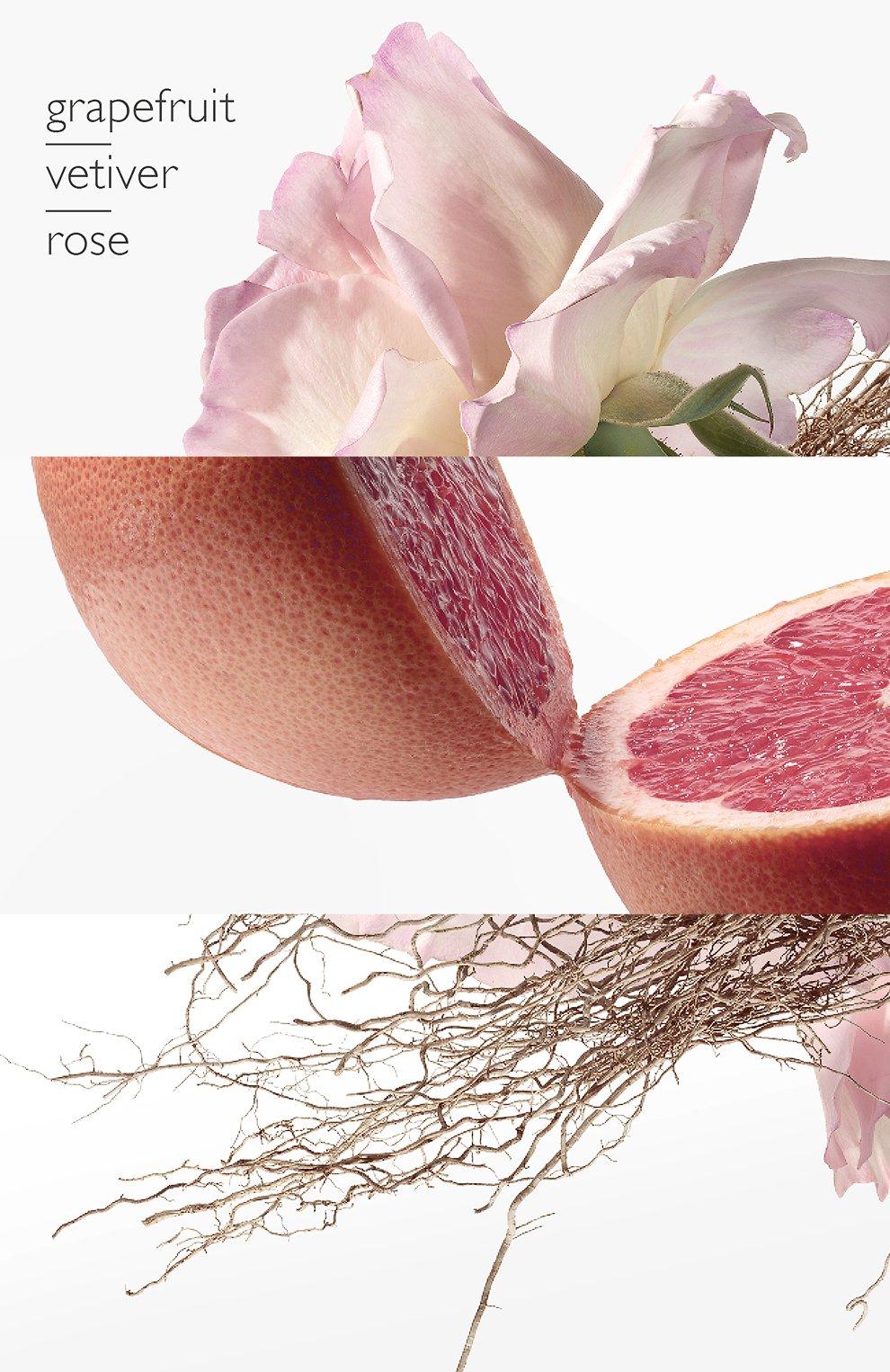 Женский туалетная вода concentré de pamplemousse rose HERMÈS бесцветного цвета, арт. 27790H | Фото 3