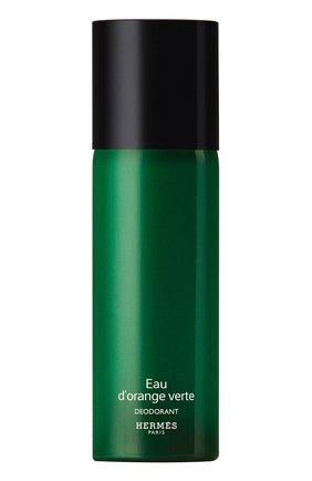 Женский дезодорант eau d'orange verte HERMÈS бесцветного цвета, арт. 27634H | Фото 1