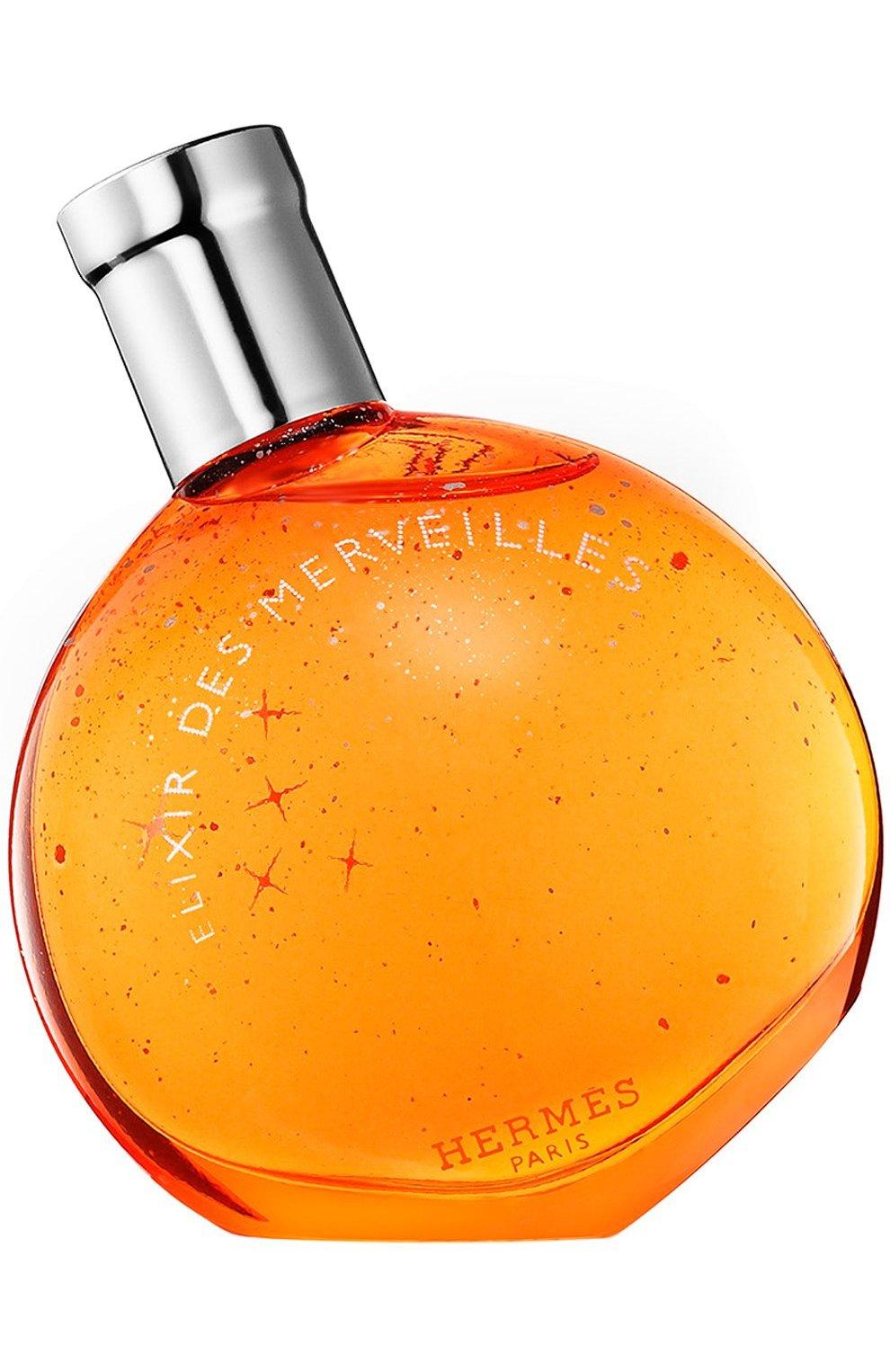 Парфюмерная вода élixir des merveilles (30ml) HERMÈS бесцветного цвета, арт. 276491H | Фото 1 (Статус проверки: Проверена категория; Ограничения доставки: flammable)