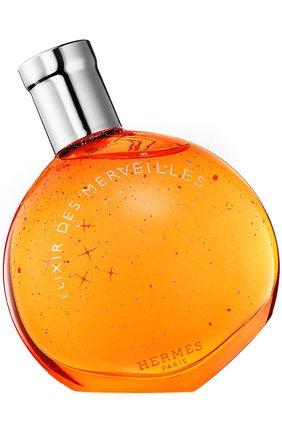 Женский парфюмерная вода élixir des merveilles HERMÈS бесцветного цвета, арт. 276491H   Фото 1