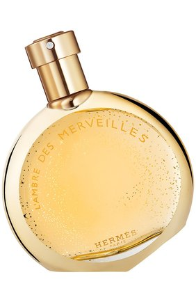 Женский парфюмерная вода l'ambre des merveilles HERMÈS бесцветного цвета, арт. 29894H   Фото 1