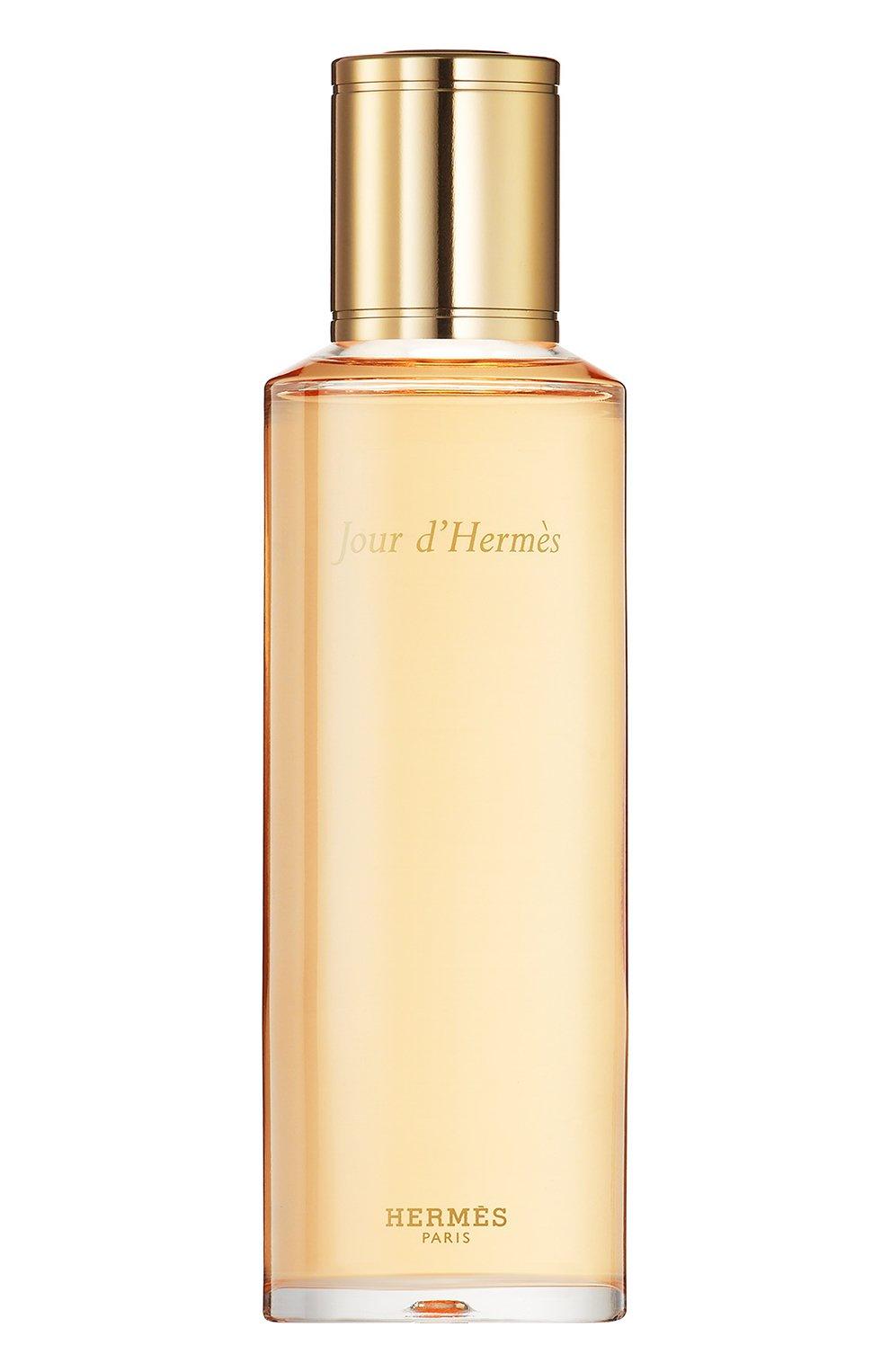 Женский парфюмерная вода jour d'hermès сменный блок HERMÈS бесцветного цвета, арт. 30178H | Фото 1