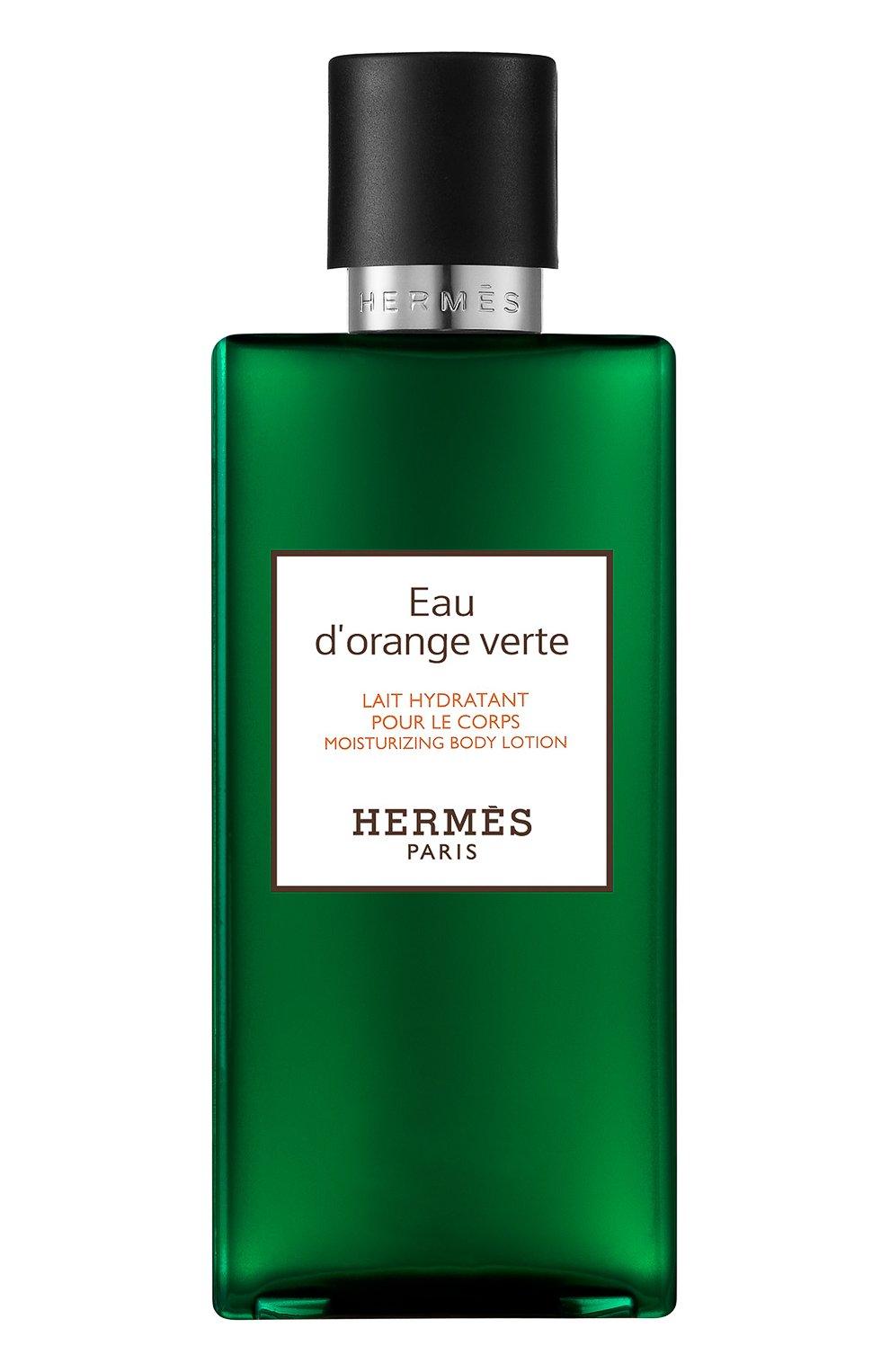 Женского лосьон для тела eau d'orange verte HERMÈS бесцветного цвета, арт. 33174H   Фото 1