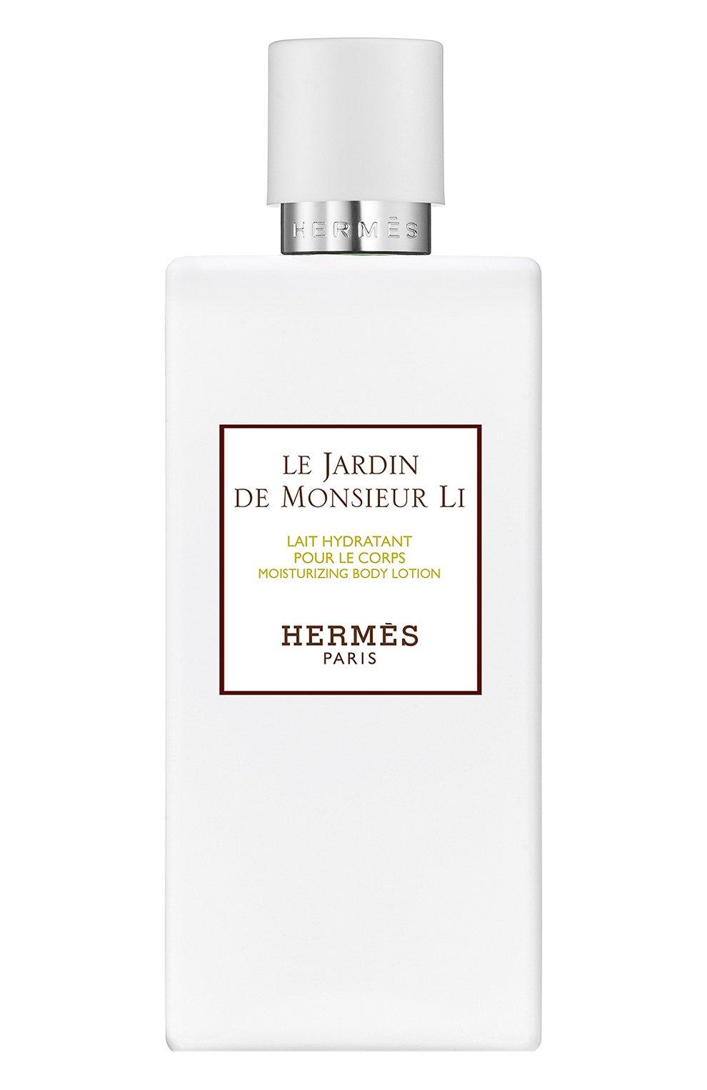 Женского лосьон для тела le jardin de monsieur li HERMÈS бесцветного цвета, арт. 32123H | Фото 1