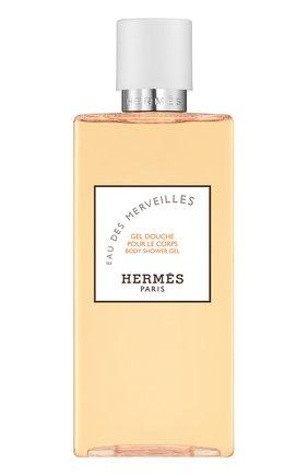 Гель для душа Eau Des Merveilles Hermès   Фото №1