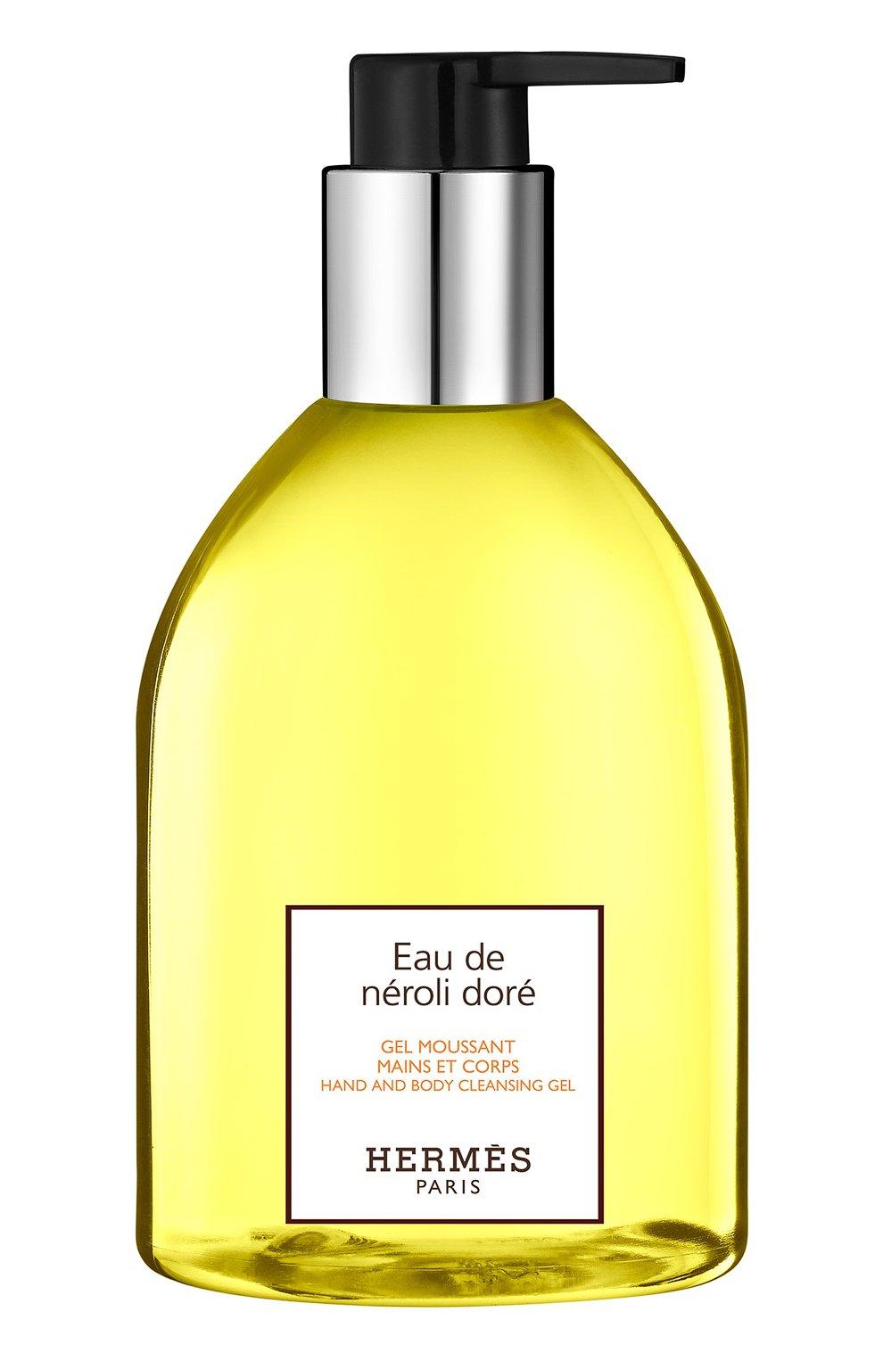 Женского гель для рук eau de neroli dore HERMÈS бесцветного цвета, арт. 37122H | Фото 1