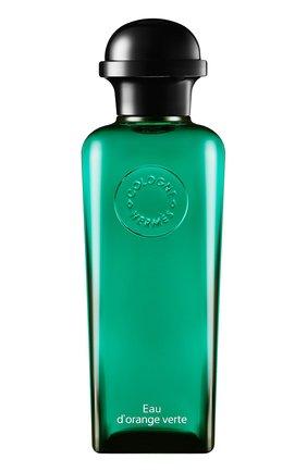 Мужской одеколон eau d'orange verte HERMÈS бесцветного цвета, арт. 38302H | Фото 1