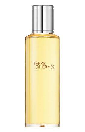 Мужской духи terre d'hermès сменный блок HERMÈS бесцветного цвета, арт. 288221H | Фото 1
