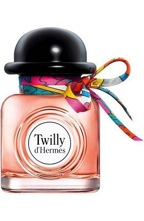 Женский парфюмерная вода twilly d'hermès HERMÈS бесцветного цвета, арт. 36988H | Фото 1