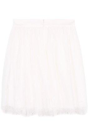 Многослойная кружевная юбка   Фото №2