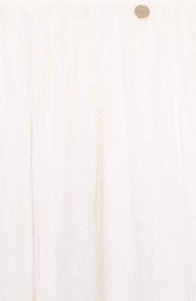 Многослойная кружевная юбка   Фото №3