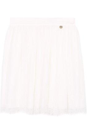 Многослойная кружевная юбка | Фото №1