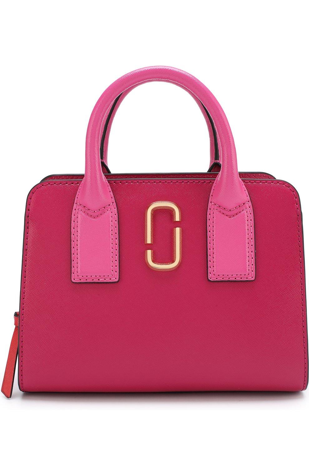 753a8f076659 Фото Женская сумка big shot MARC JACOBS фуксия цвета Китай 5242714 M0013267