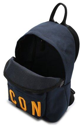 Рюкзак из текстиля с принтом | Фото №4