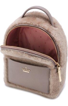 Рюкзак Finer Things с отделкой из овчины | Фото №4